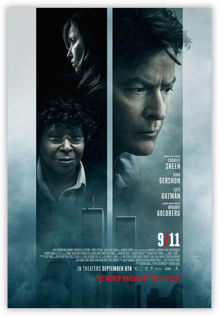 Official '9/11' Movie Poster